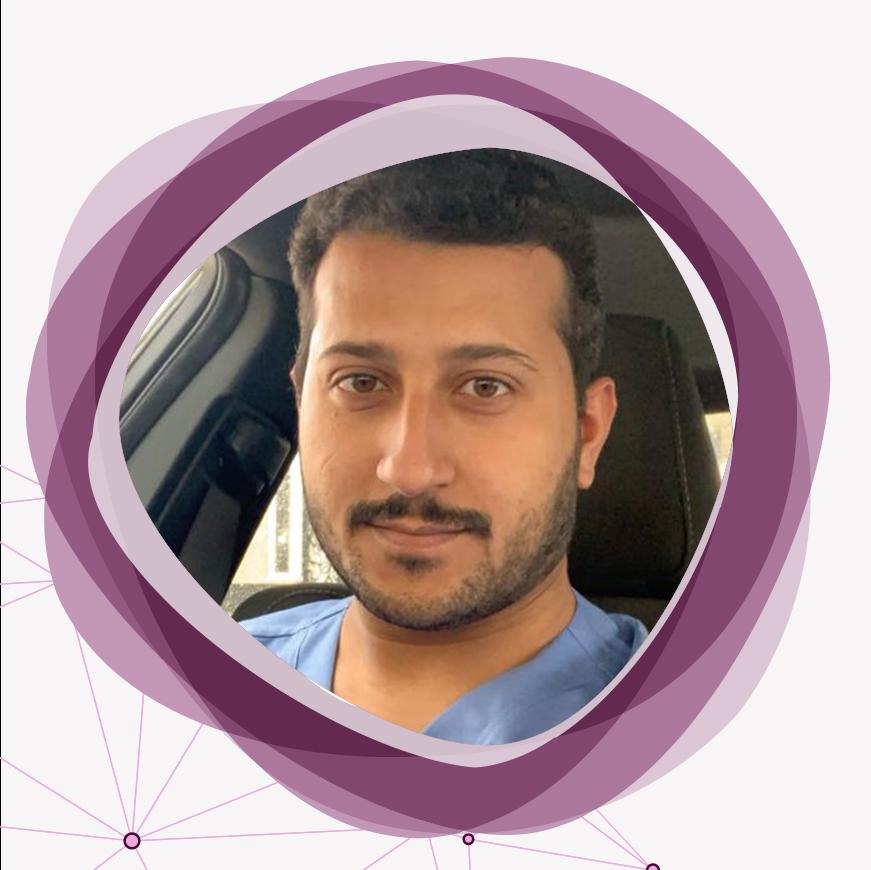 عبدالرحمن بحاري - اخصائي نفسي